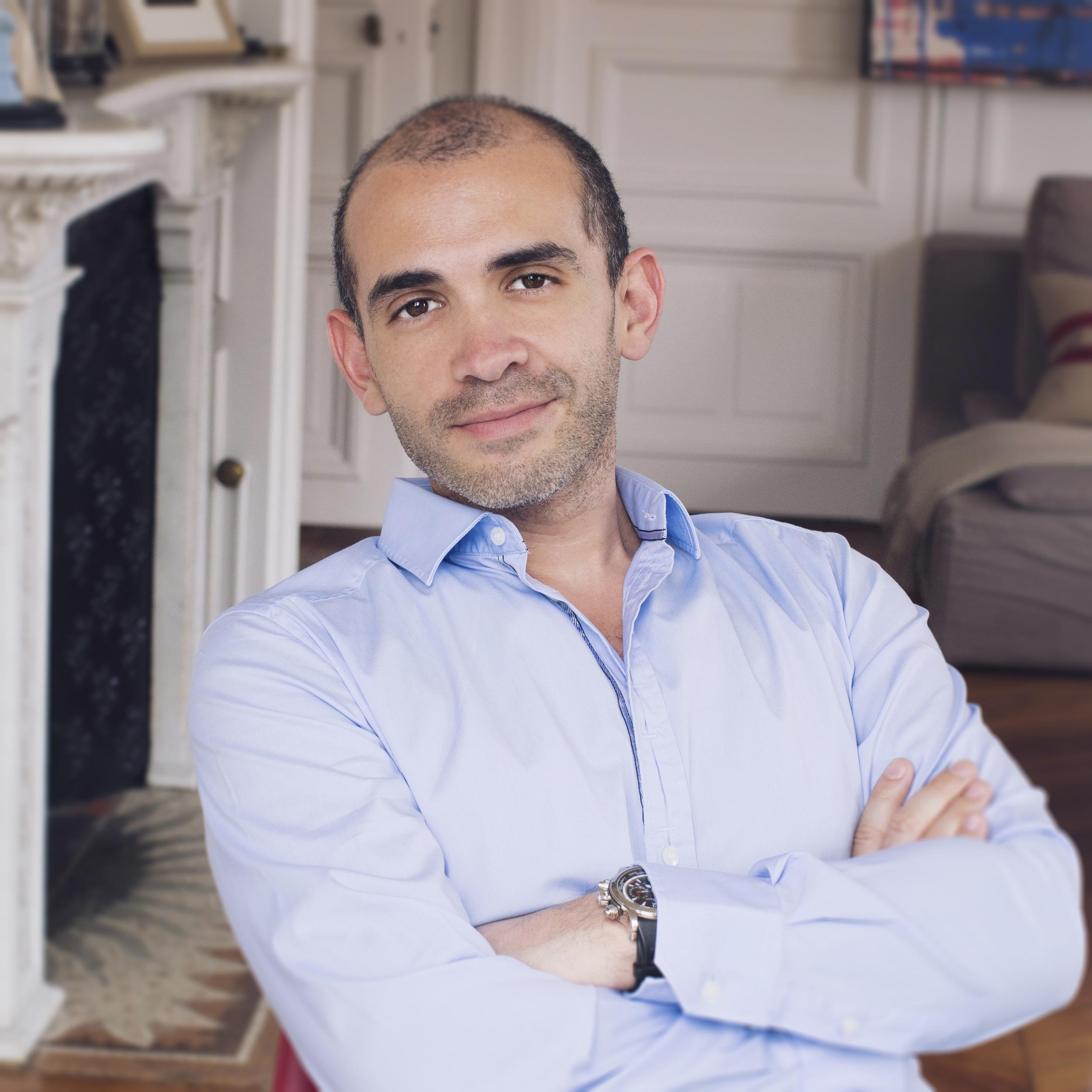 Louis Vera : Médecin et blogueur
