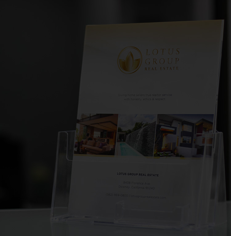 PRINTING - We offer a wide selection of printing service, from small to large format. Professional design and fast turn arounds.