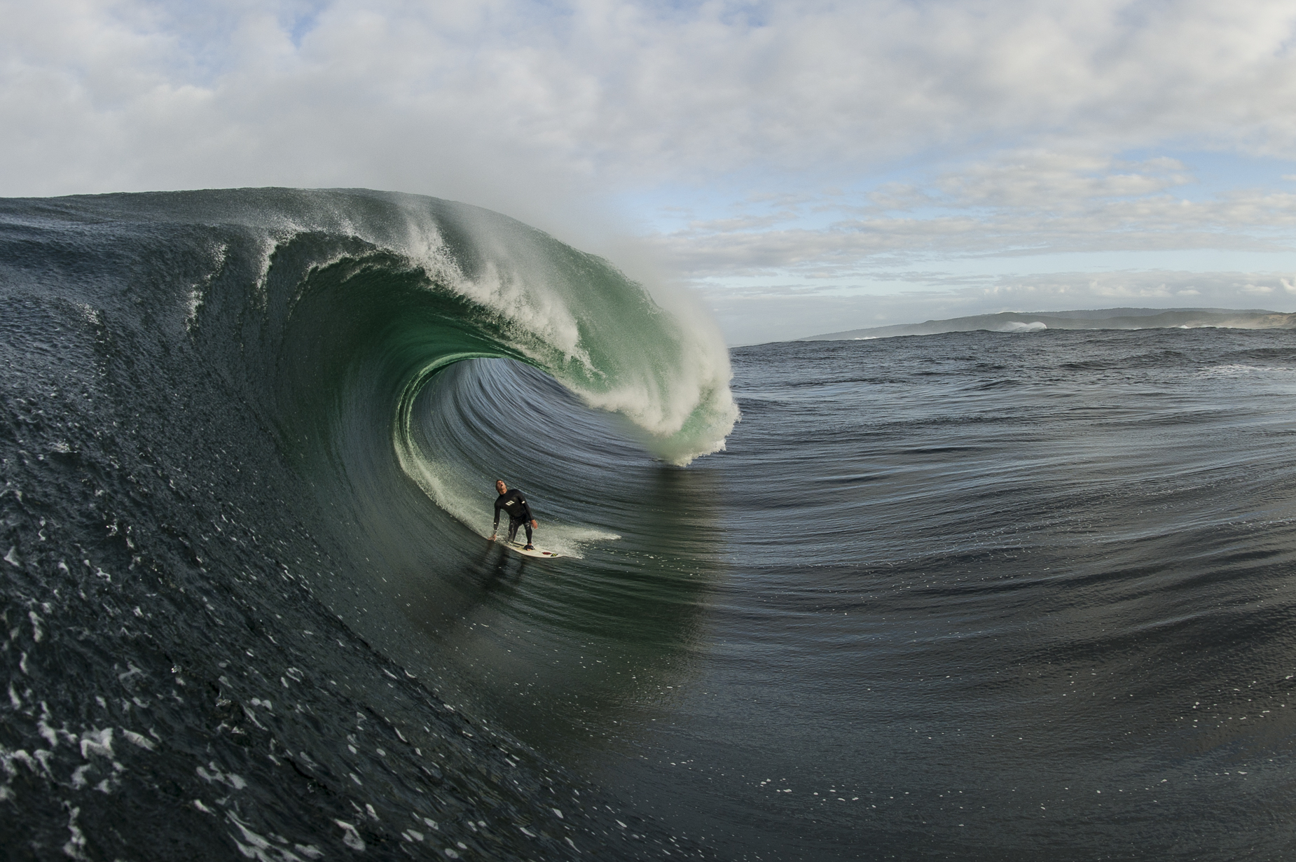 If there was ever a photographic example of 'only a surfer knows the feeling' - this is it