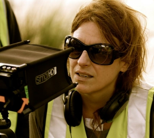 Ursula Dabrowsky writer/director of INNER DEMON