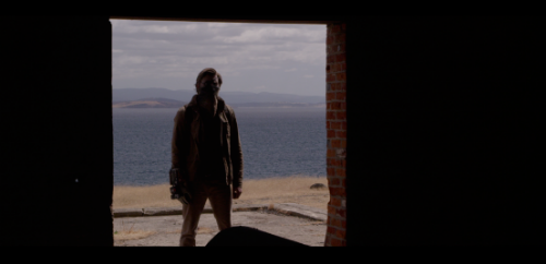 Jason Trost as Brian Everett in an isolated location from HOW TO SAVE US