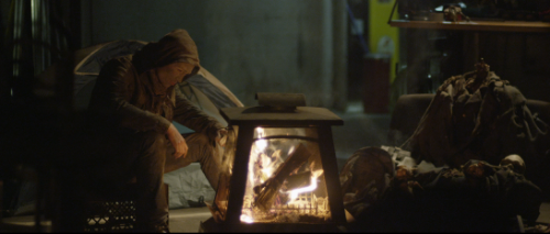 Coy Jandreau as Brian's brother, Sam Everett