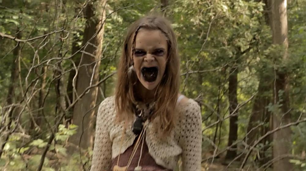 Demons await in the woods of GITASKOG.