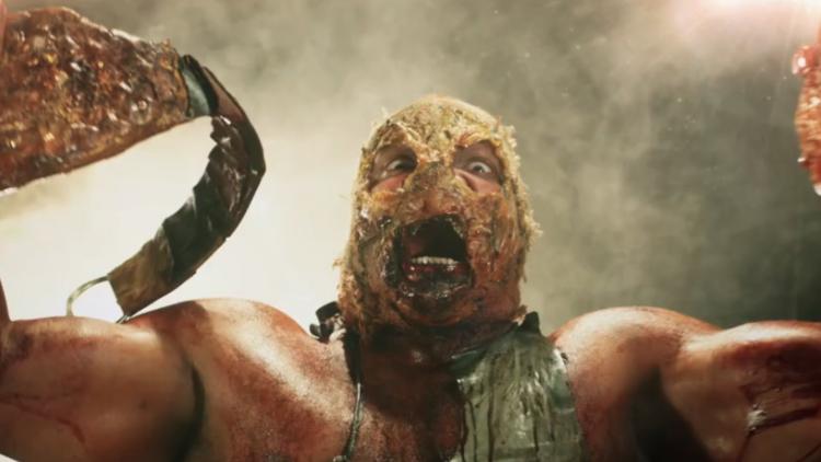 WINNER Best Short Film:  El Gigante
