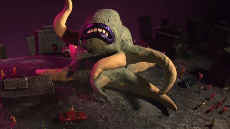 WINNER Best Animated Short Film:  Beelzebub