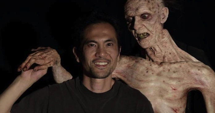 Hiroshi Katagiri director of GEHENNA: WHERE DEATH LIVES