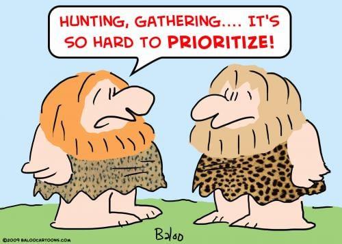 Business Priorities