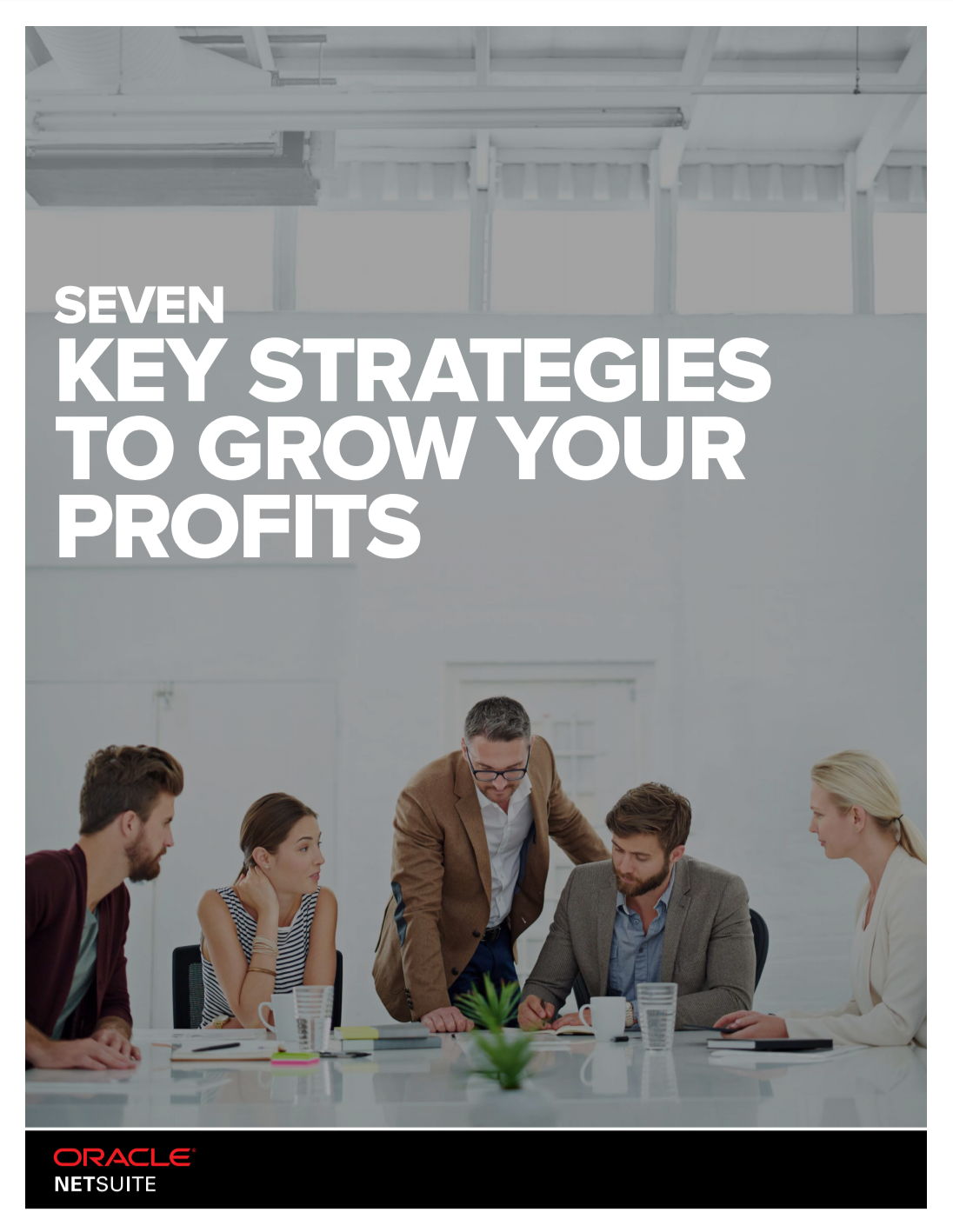 """Seven Key Strategies To Grow Your Profits - Click """"Download"""" to get the full white paper."""