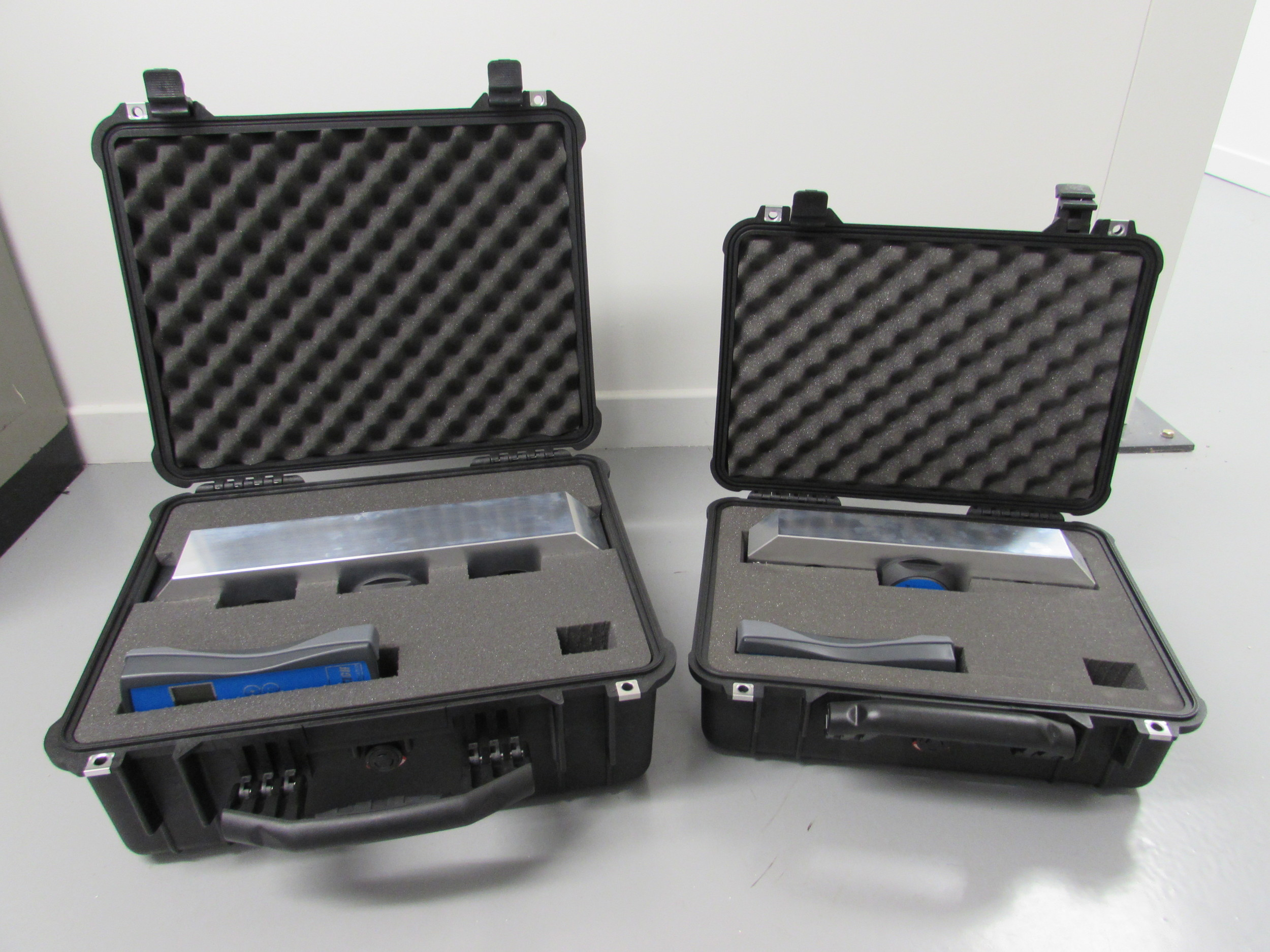 Safe-T-Weigh Wireless Load Cell in Peli Case
