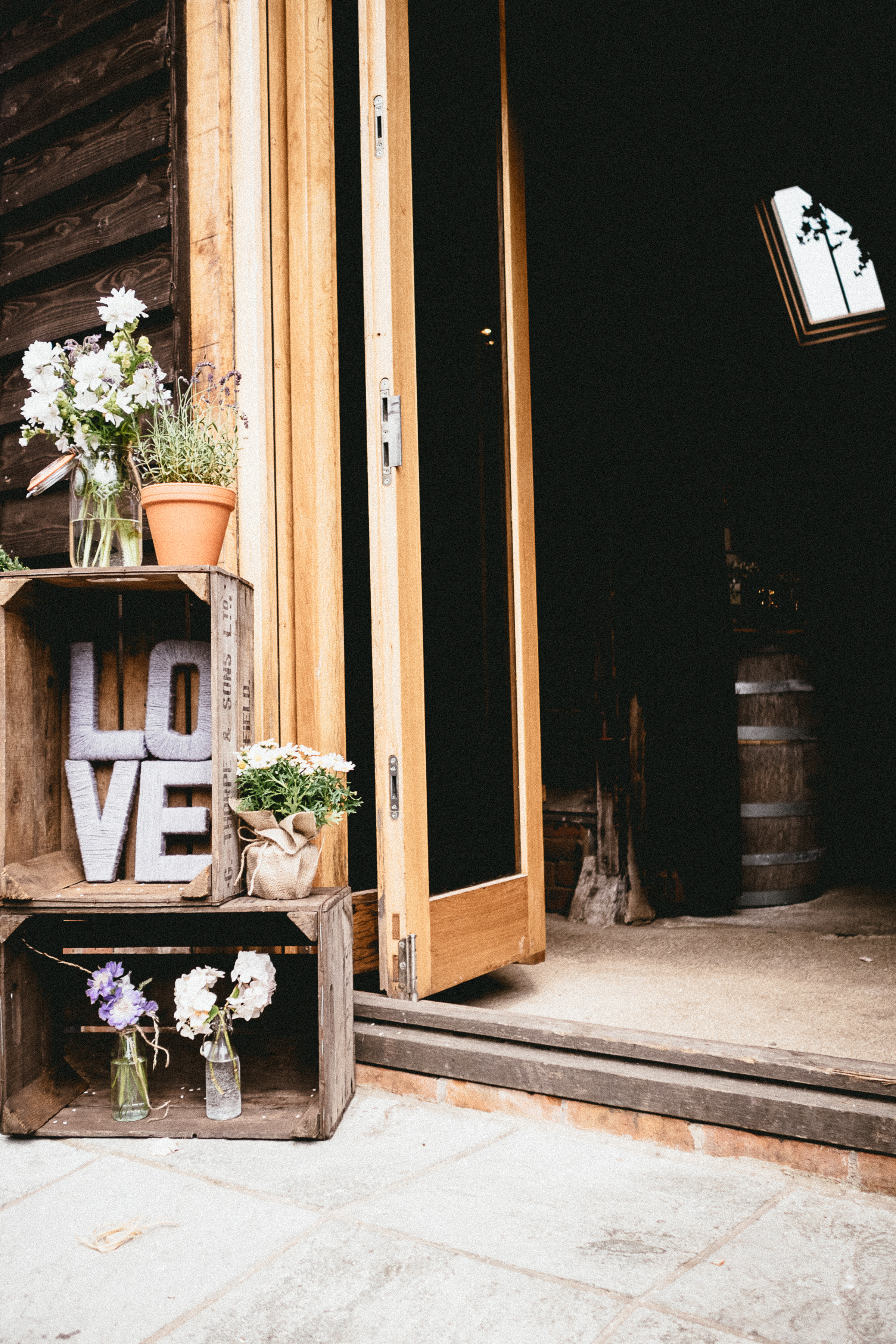 Mabel and Rose Rustic Prop Hire Oxfordshire