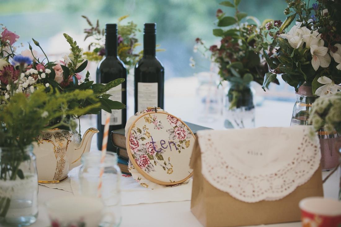 Tablescape   Cotswolds Wedding Planner