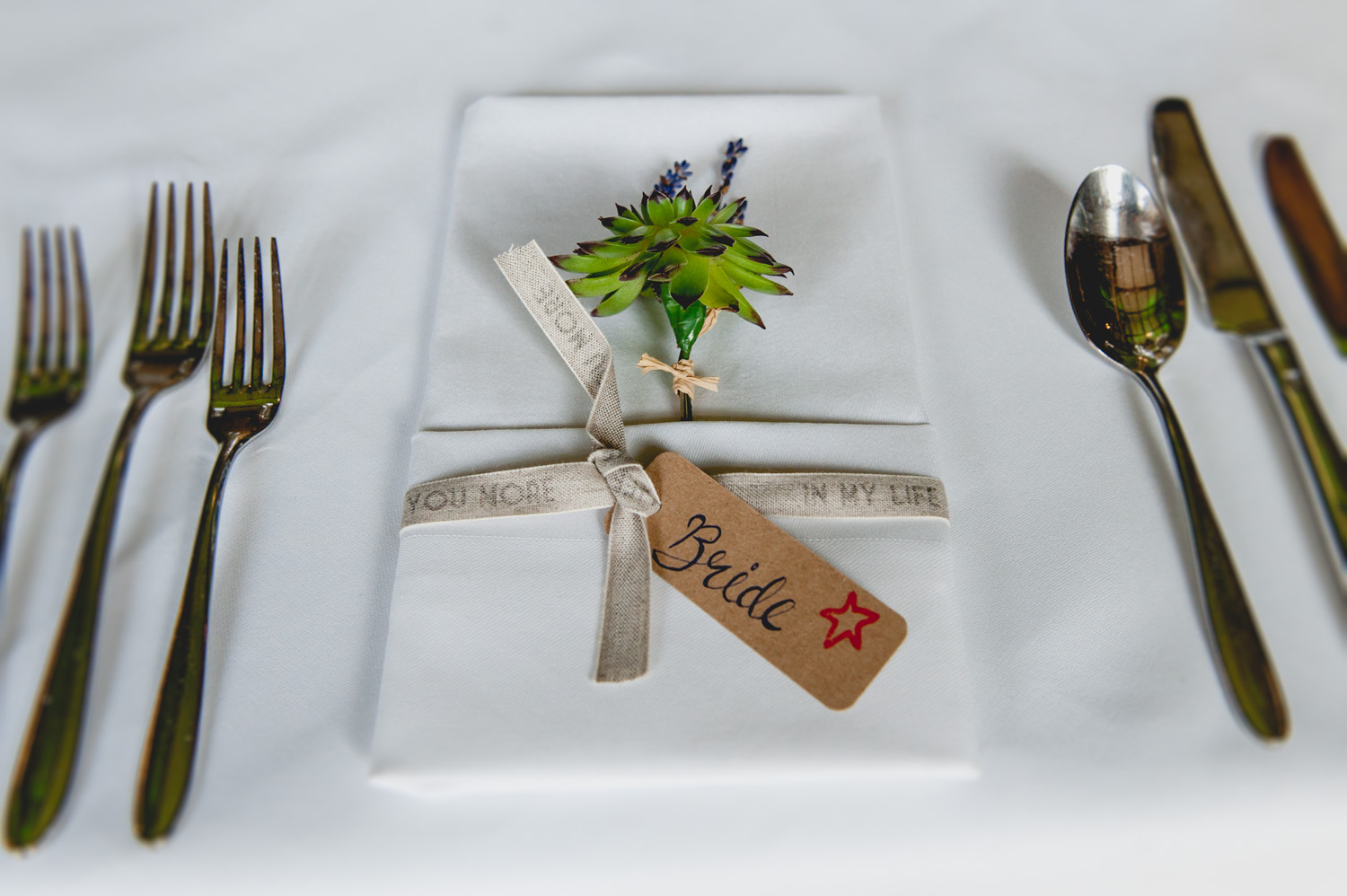 Notley Abbey Tablescape