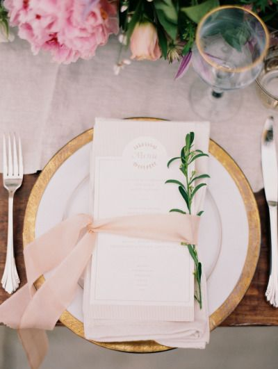 Image by Jessica Gold Photography via Style Me Pretty