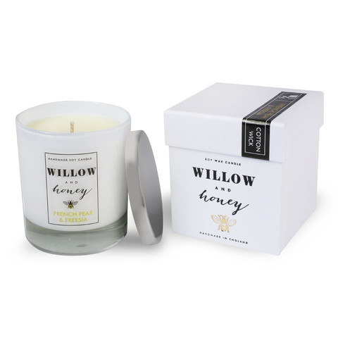 Candle by Willow & Honey