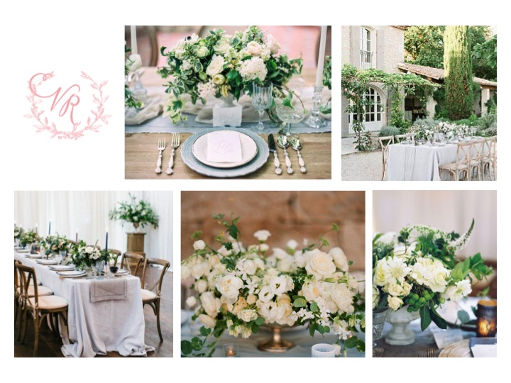 Design Details for Vanilla Rose Clients