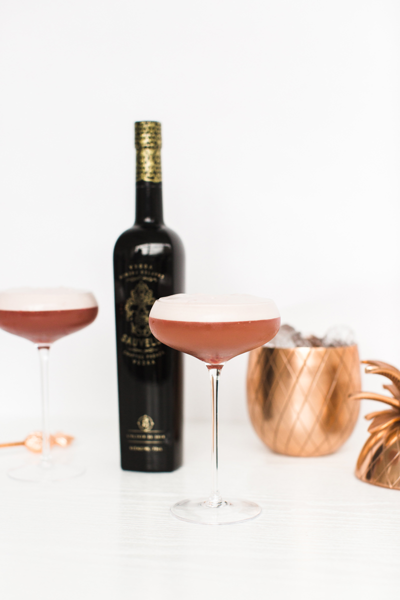 Vanilla French Martini Recipe