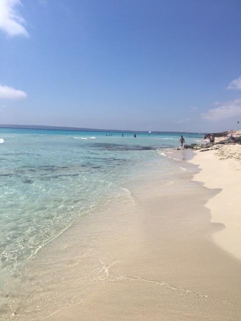 Illetes Beach, Fomentera, Ibiza