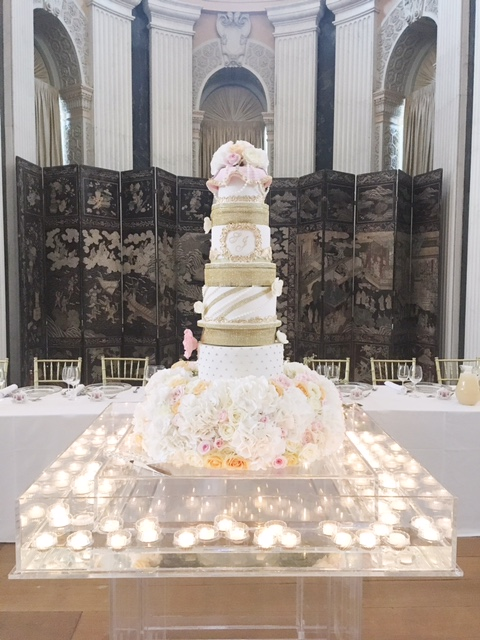 Asian Wedding Cakes | Wedding Planner at Blenheim Palace