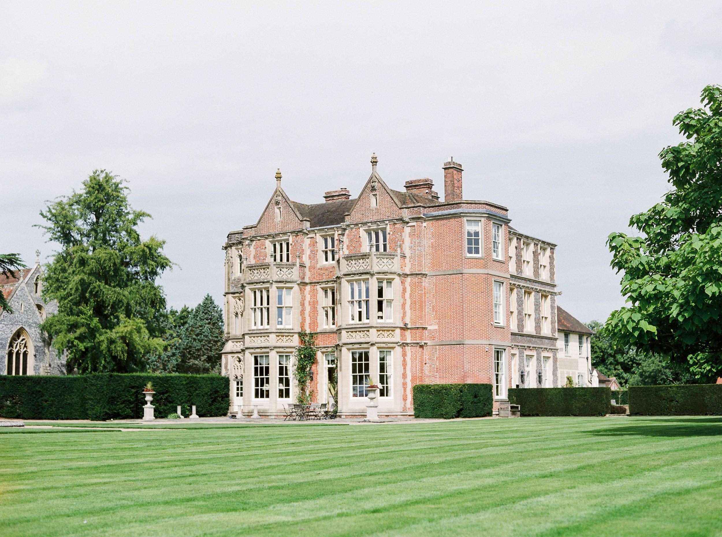 Wickham House , Berkshire | Image:  Julie Michaelsen Photography