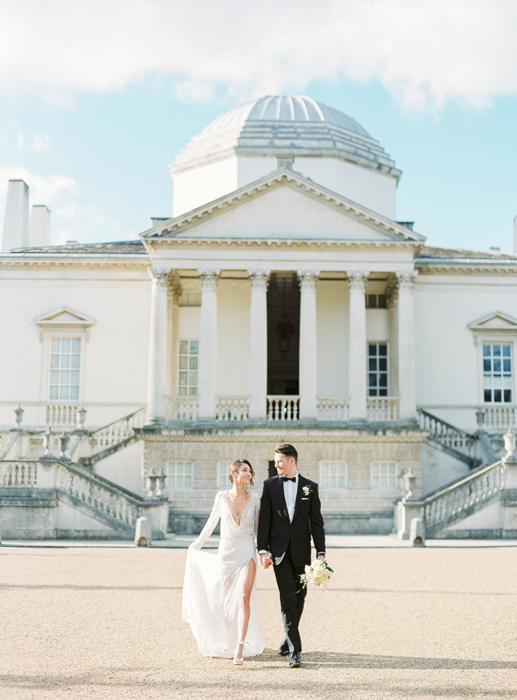 Chiswick House Editorial