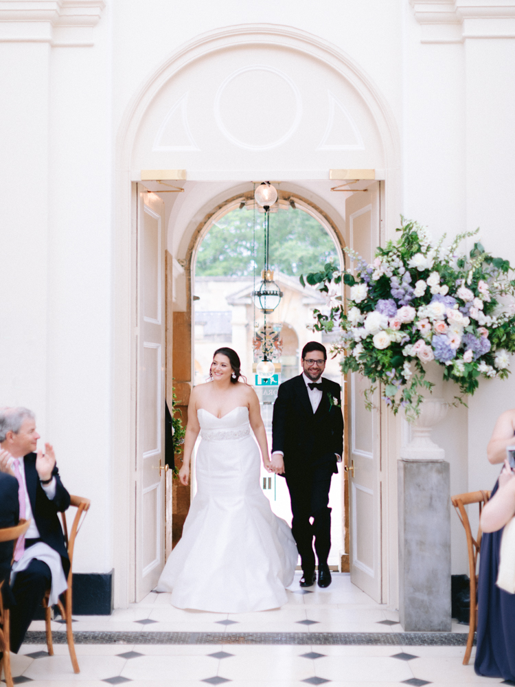 Blenheim Palace Wedding by Vanilla Rose Weddings Oxfordshire