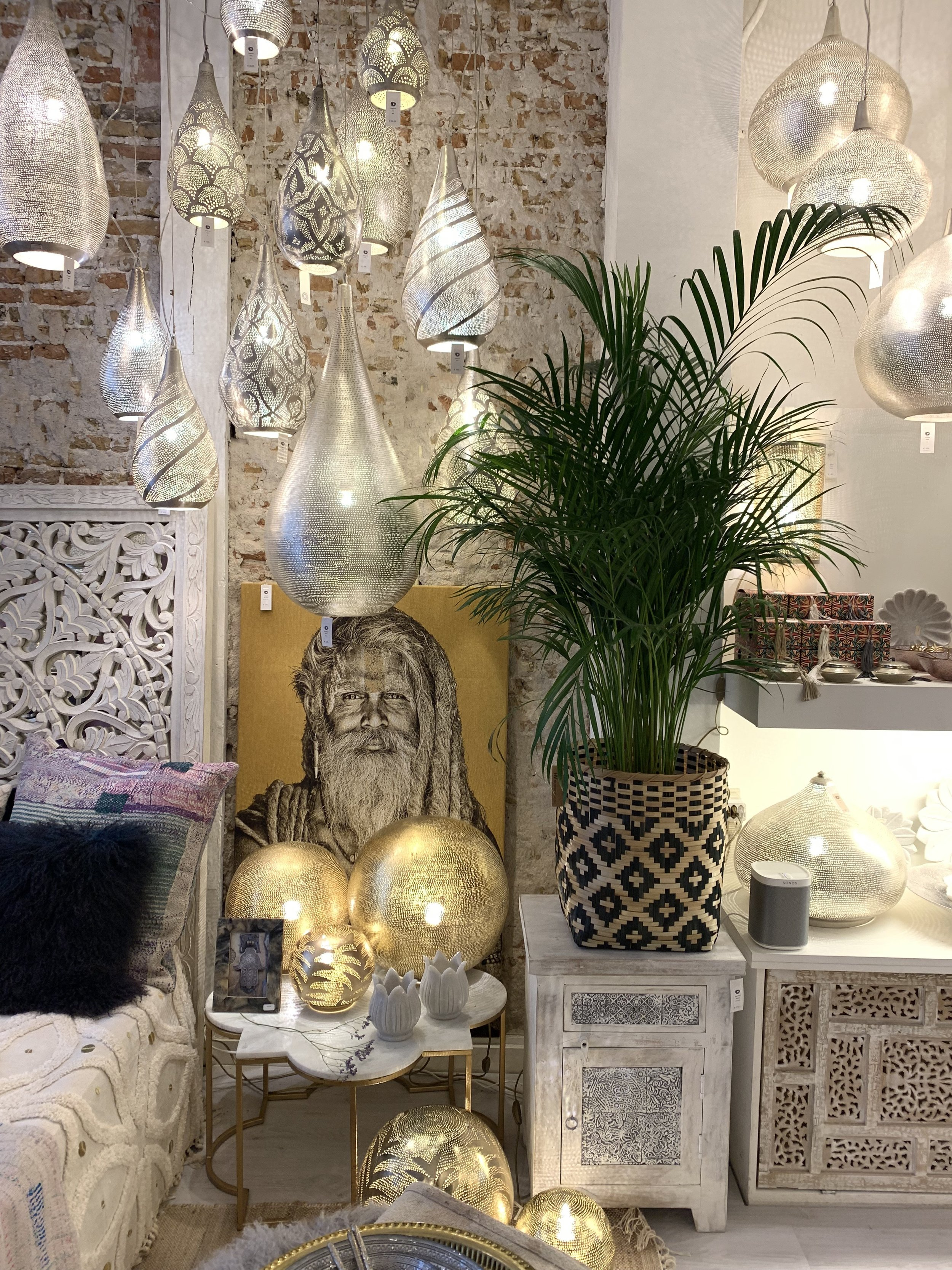 Homeware Store Amsterdam - Vanilla Rose Weddings Monthly Round Up