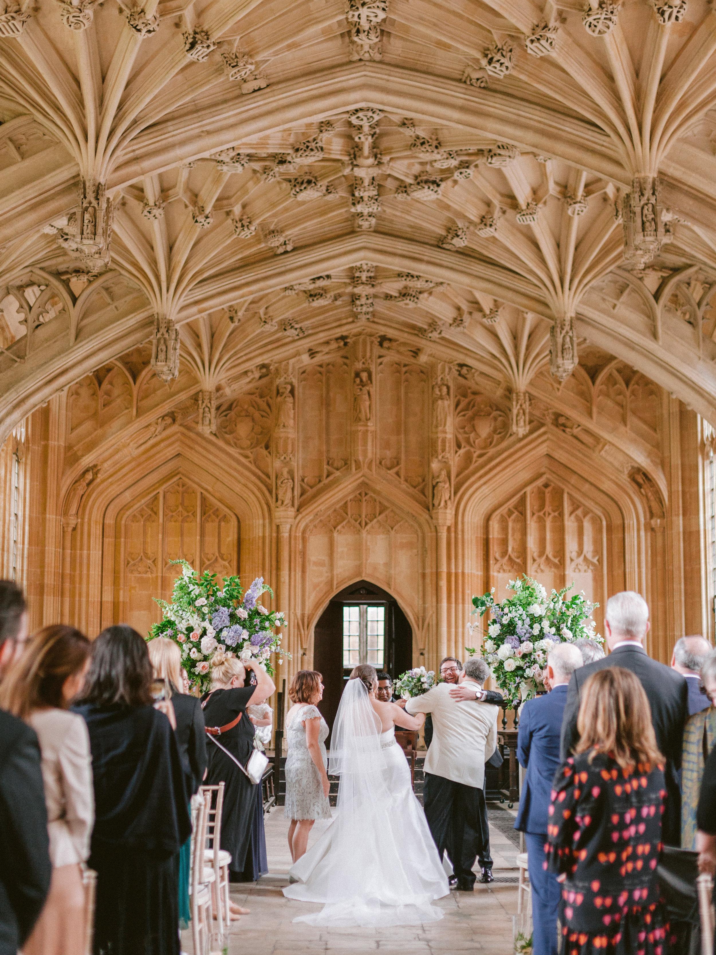 Bodleian Library Blenheim Palace Wedding Planner Vanilla Rose Weddings
