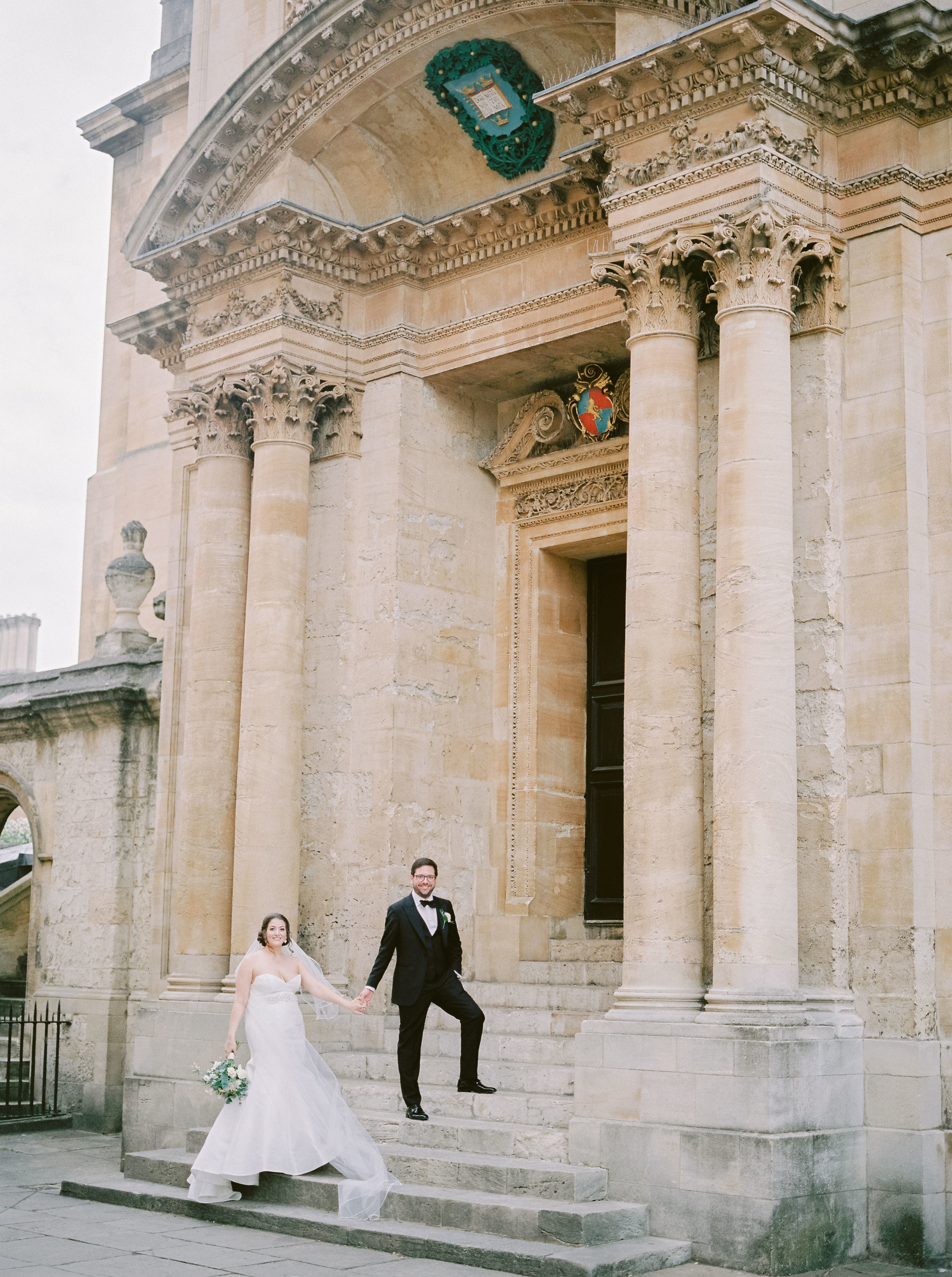 Vanilla Rose Weddings | Bodleian Library Wedding Planner