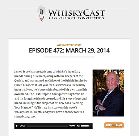 WhiskyCast March 2014