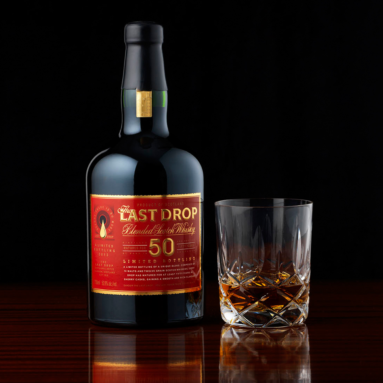 50 Year Old Whiskey >> Iii The Last Drop 50 Year Old Blended Scotch Whisky The