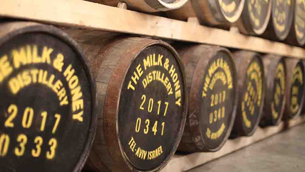 Israel's Milk & Honey is making fast work of ageing spirits.