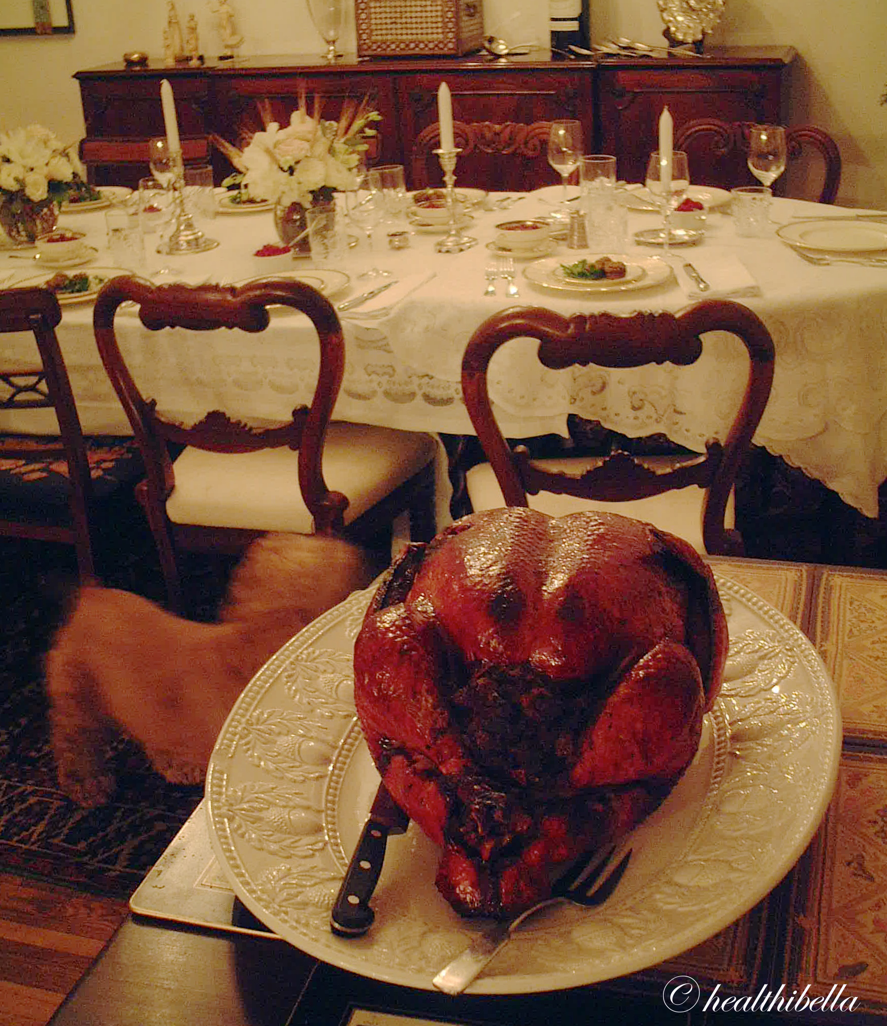 Throwback toThanksgiving in the US