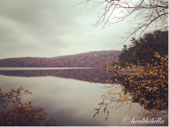 Sterling Lake (photo by Esther Chang, my cousin in NY)