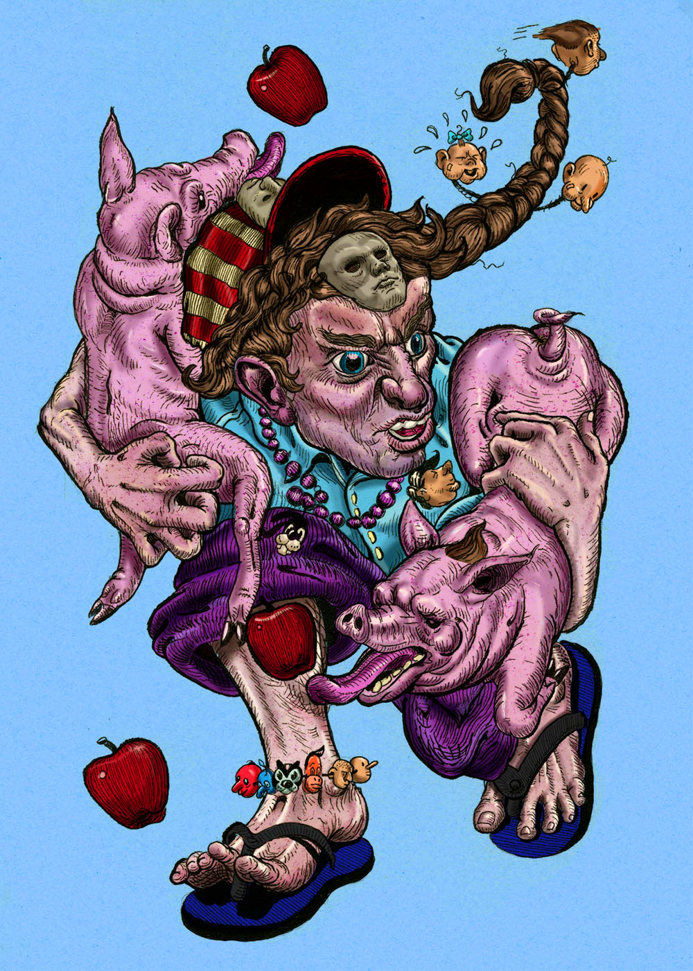 Pigman of Annerly