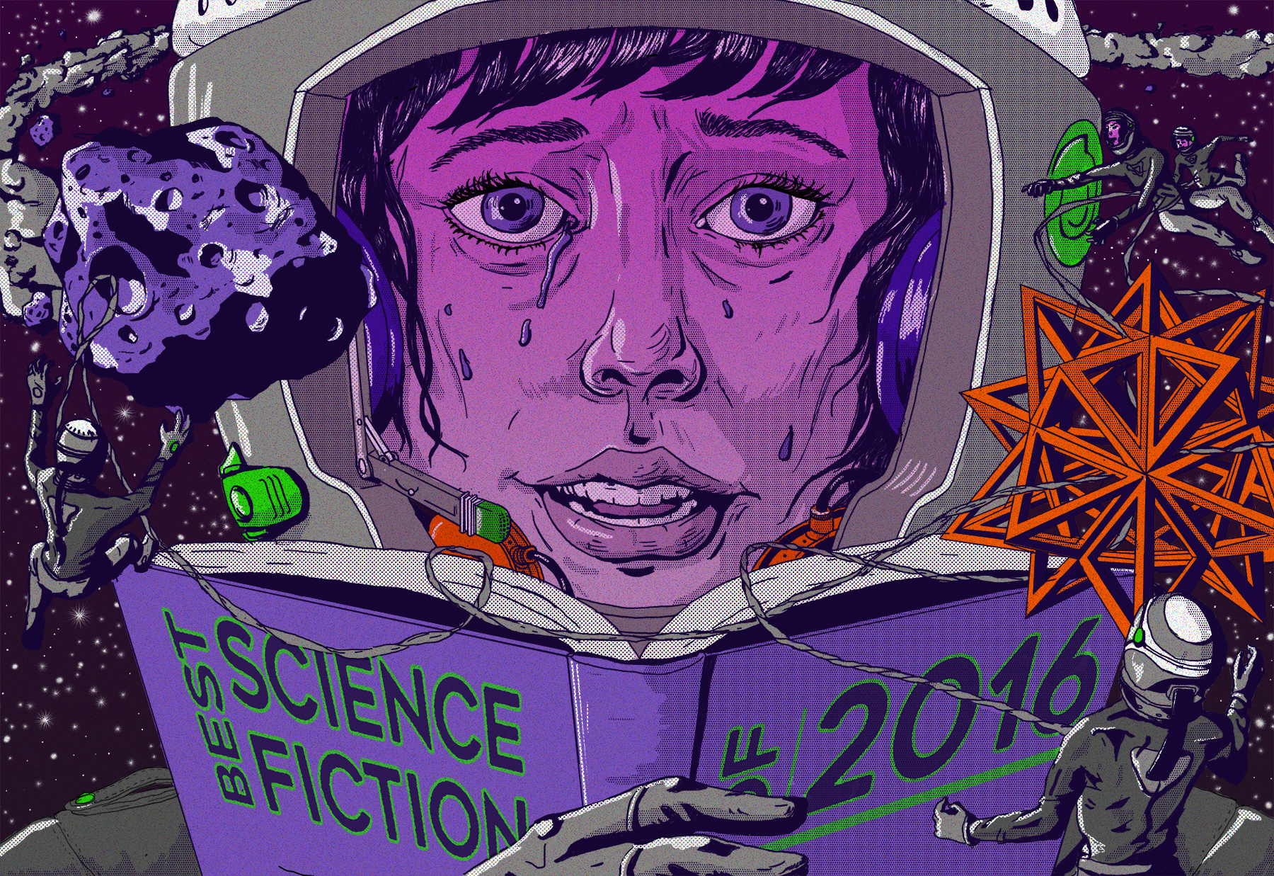 Best of Science Fiction 2016
