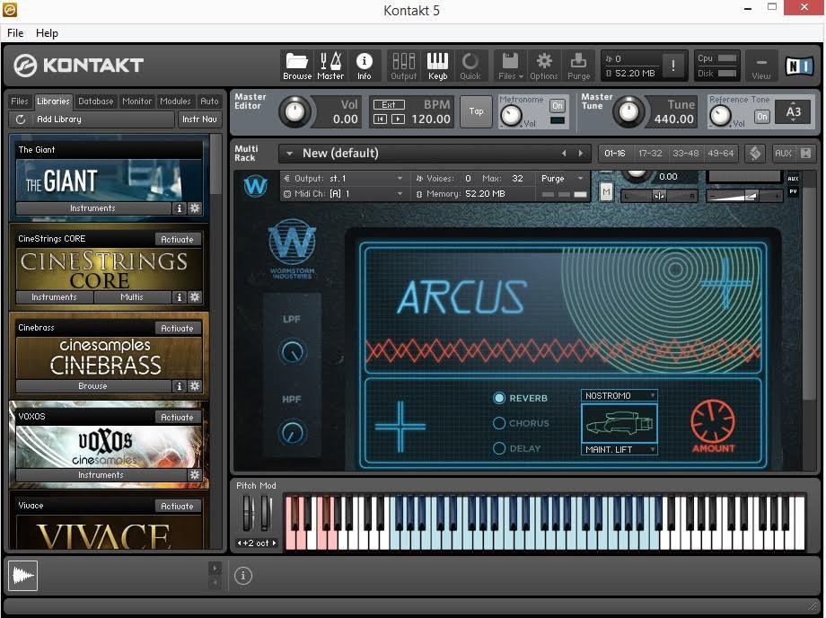 Arcus 1.1