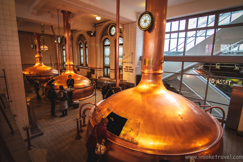 Heineken Experience Museum