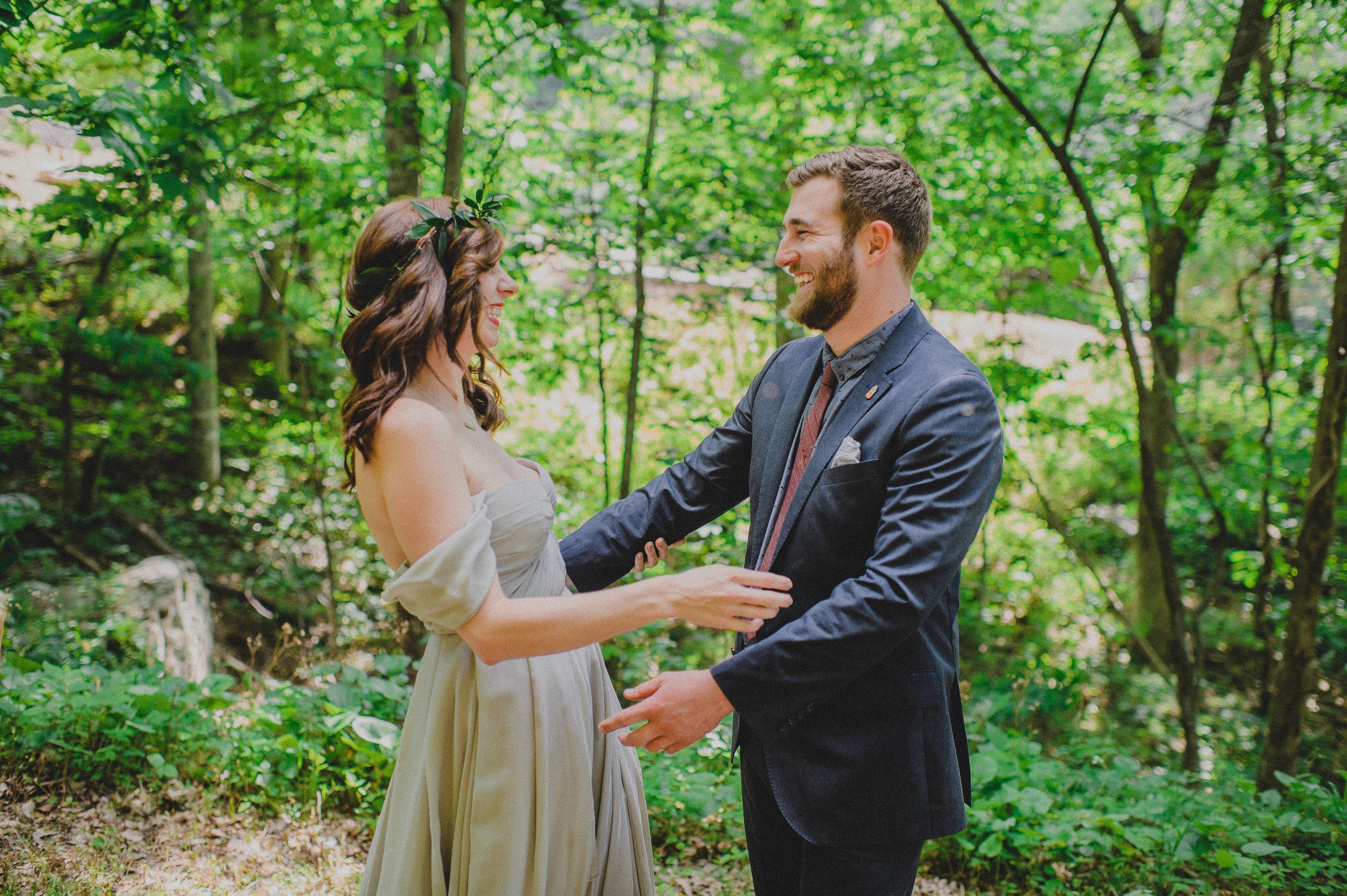 skirven & croft couple