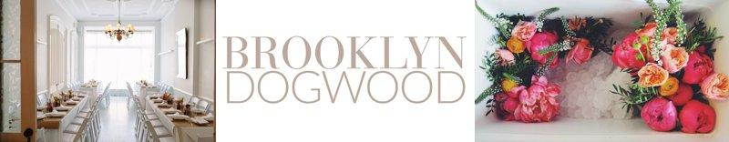 Brooklyn dogwood logo