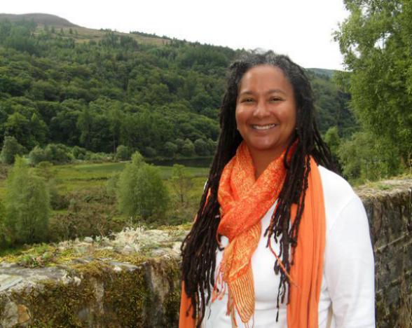 christie hardwick, author of  The progressive wedding book