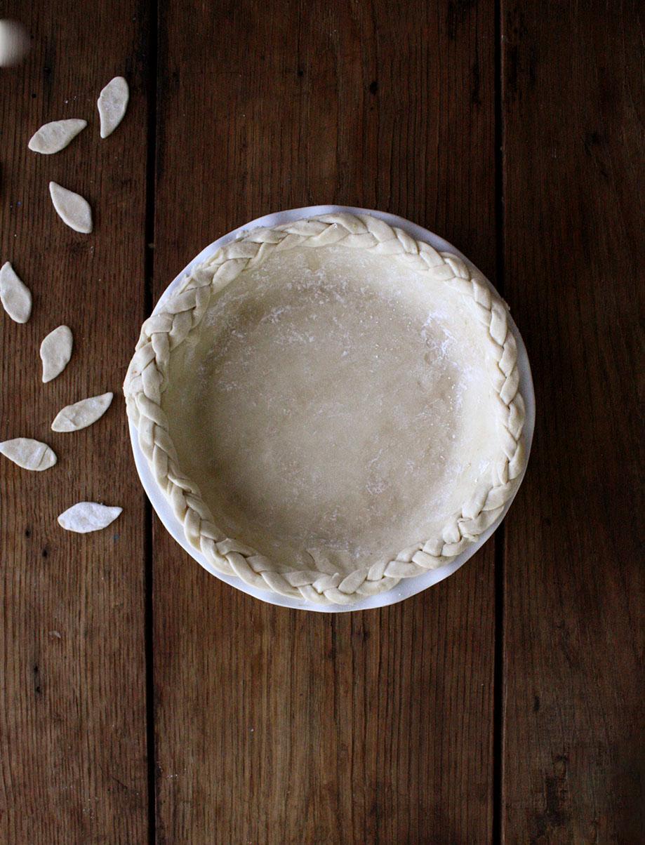 Arley Cakes pie crust