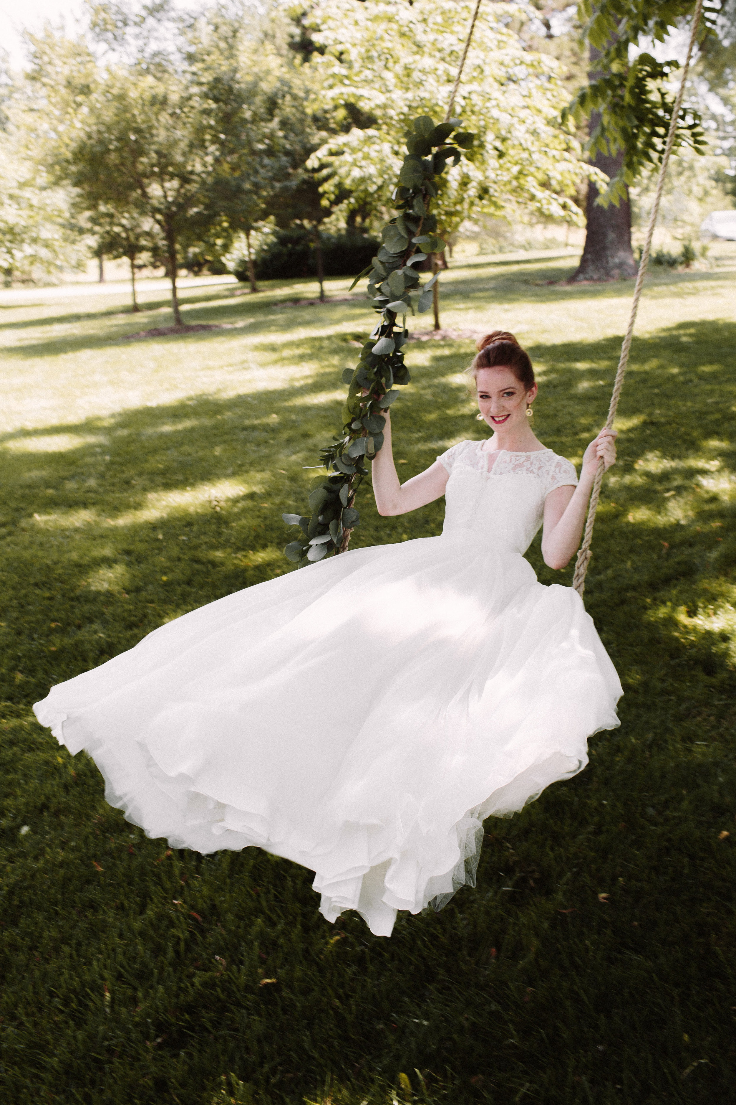 Lace and Liberty Wedding Dresses by betty clicker photography
