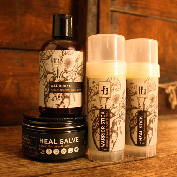 H2A Skincare Colorado products