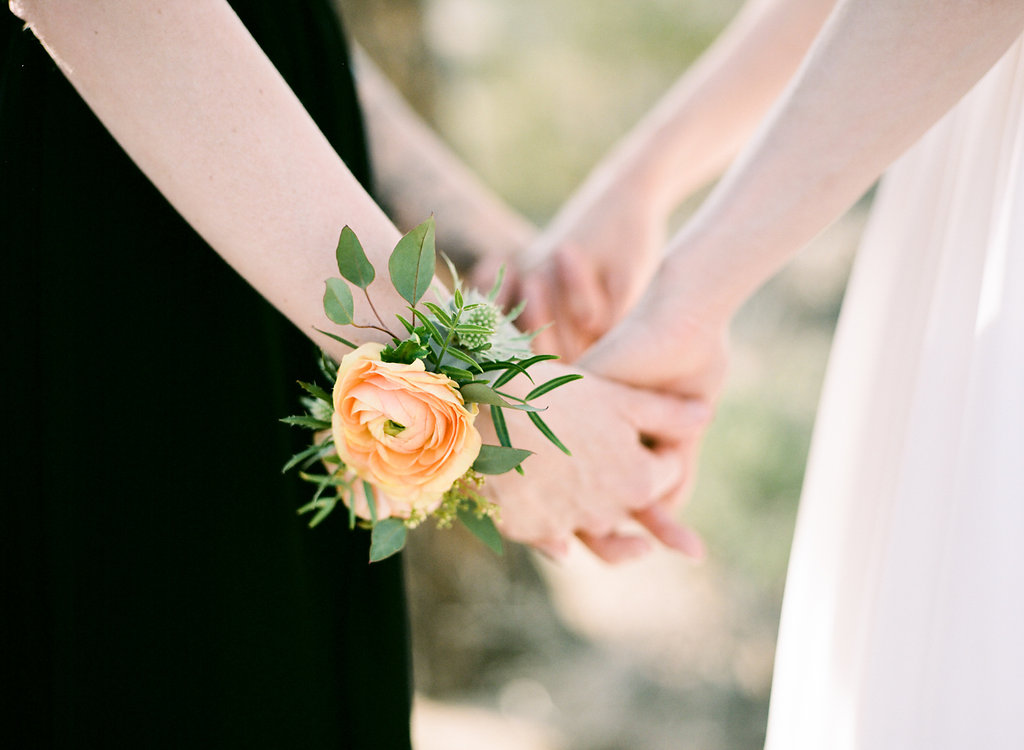 Jessica Schilling Wedding Photography clasped hands