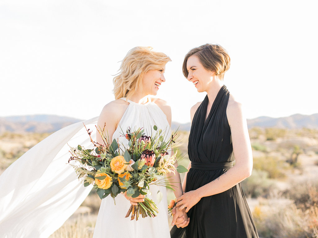 Jessica Schilling Wedding Photography couple smiling at each other
