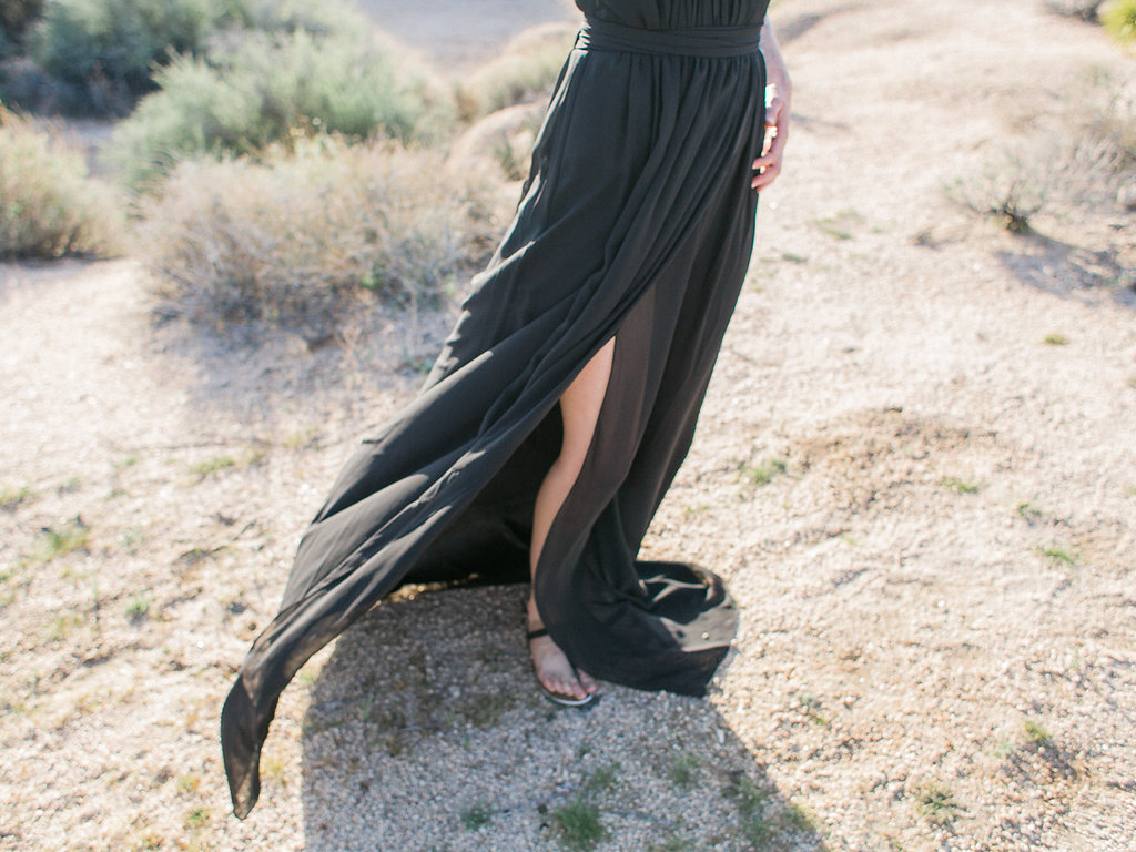 Jessica Schilling Wedding Photography flowing skirt