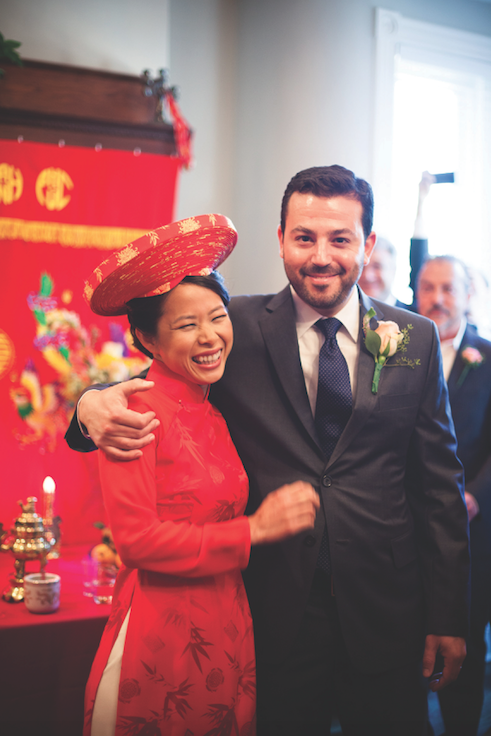 Carly Romeo & co photography Multicultural couple smiling