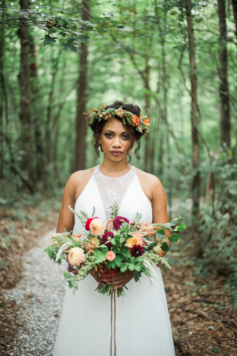 Treehouse Wedding Elopement Styled Shoot South Carolina Latoya Dixon