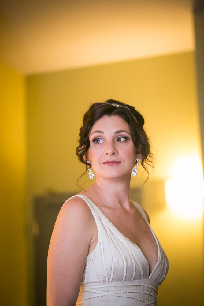 Lesbian Vineyard Wedding Dress