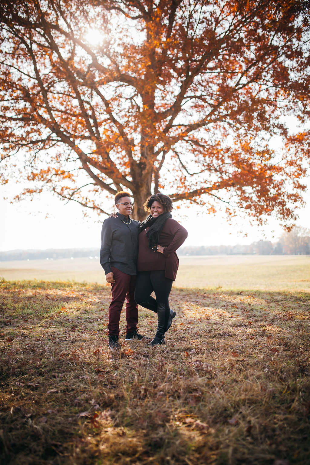 Central Virginia LGBTQ Wedding Anniversary Session by Lauren McKeown Photography